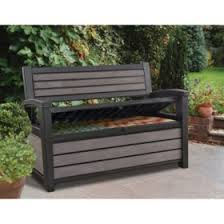 Outdoor Furniture With Storage Google Search With Images Deck Box Bench Storage Bench Outdoor Furniture Cushions