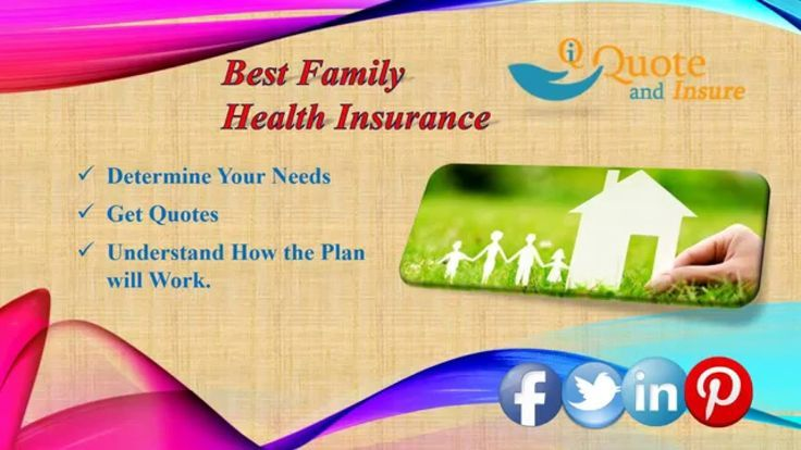 Looking for a cheap family insurance we help you to heal