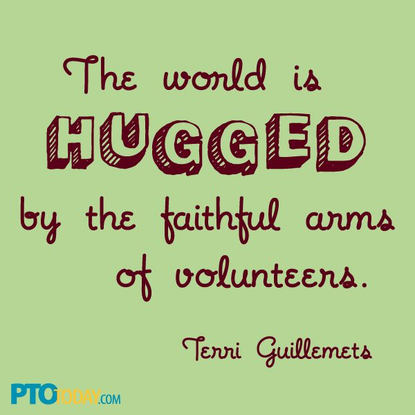 Volunteer Appreciation Quotes Pleasing What A Difference Volunteers Make  Garage Ideas  Pinterest