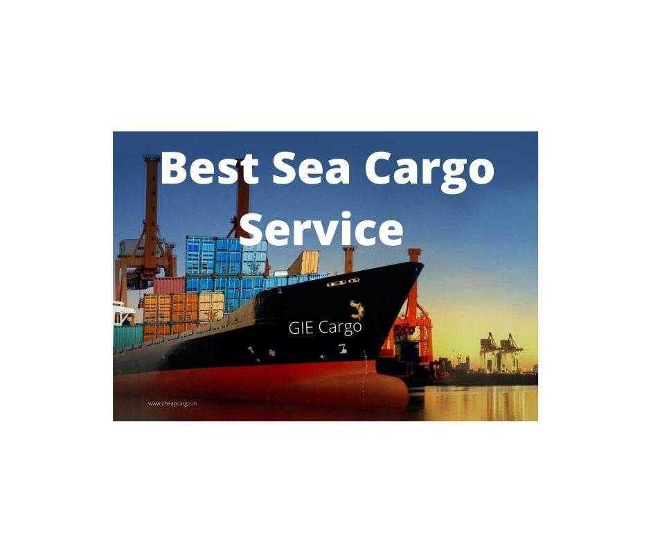 Cheap sea cargo service in delhi in 2020 cargo services