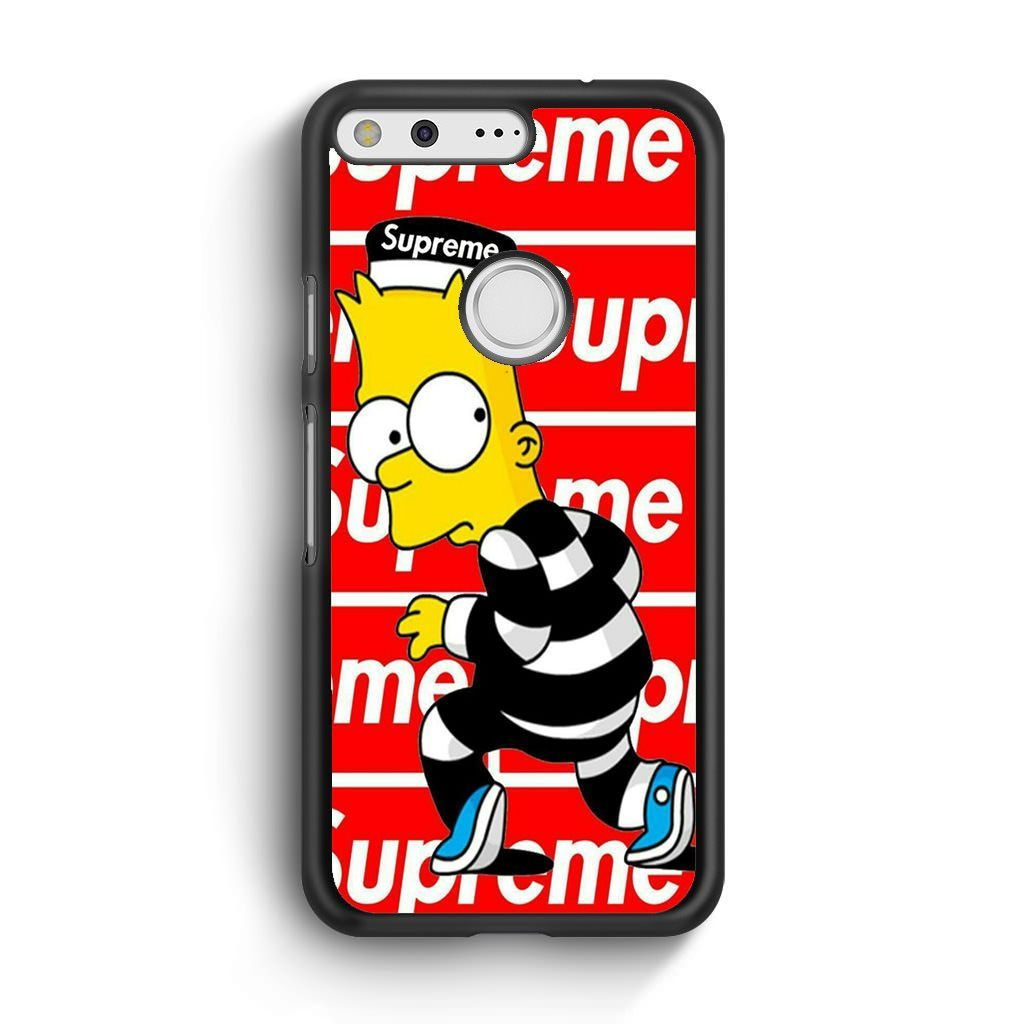 Bart Simpsons Supreme For Pixel Xl
