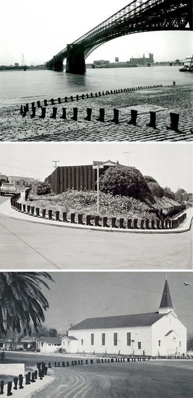 Eleanor Antin 100 Boots Series Conceptual Photography Art Photomontage