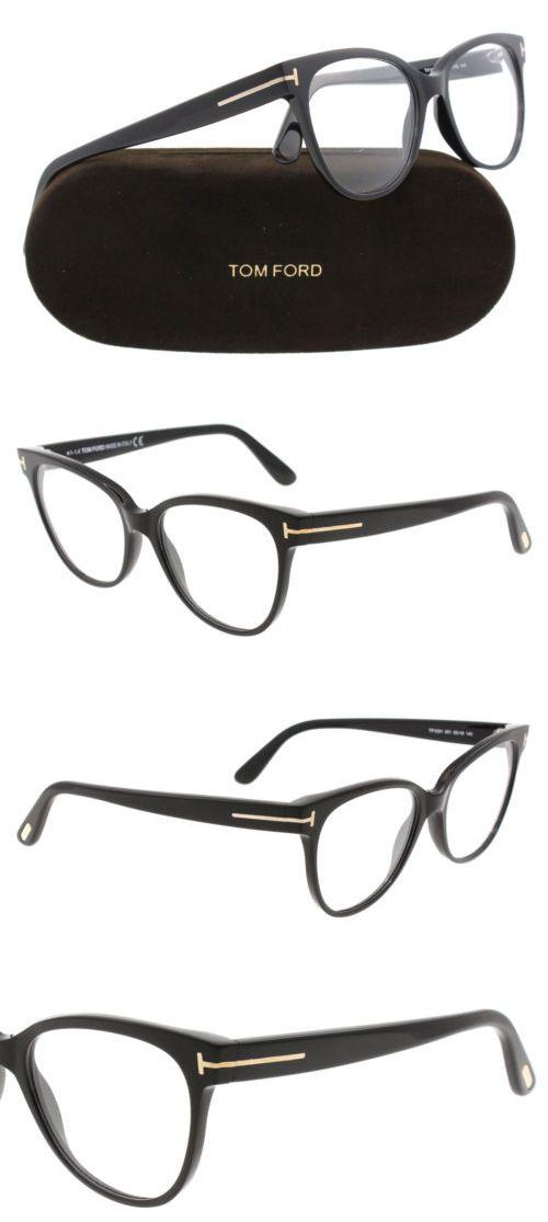 Fashion Eyewear Clear Glasses 179248: New Tom Ford Eyeglasses Women ...