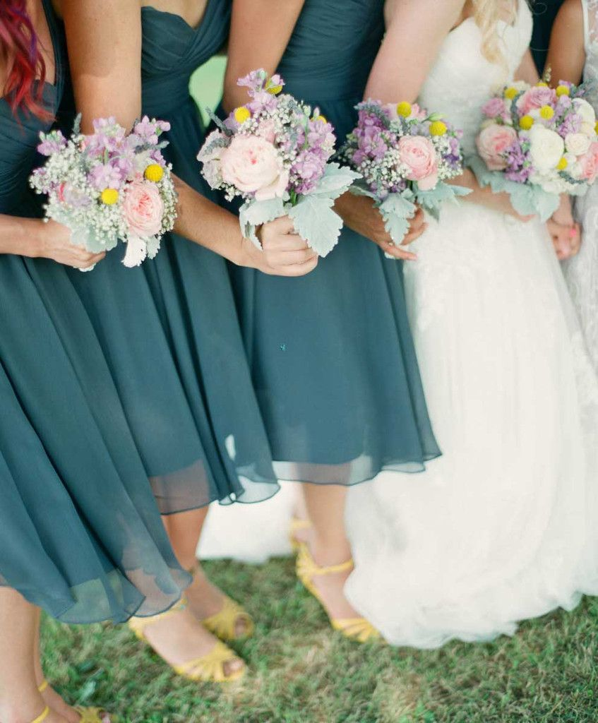 A country chic wedding with stunning vintage details charcoal grey