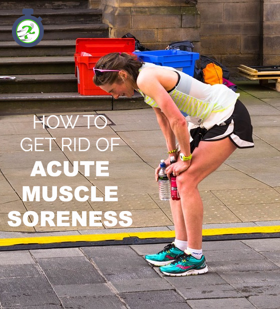 How To Get Rid Of Sore Legs From Running