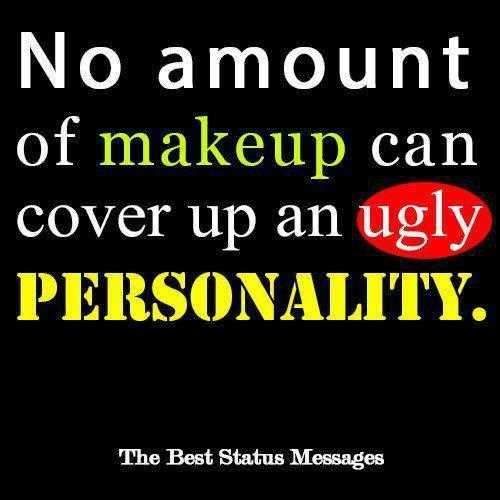 Life Love Quotes No Amount Of Makeup Natural Beauty