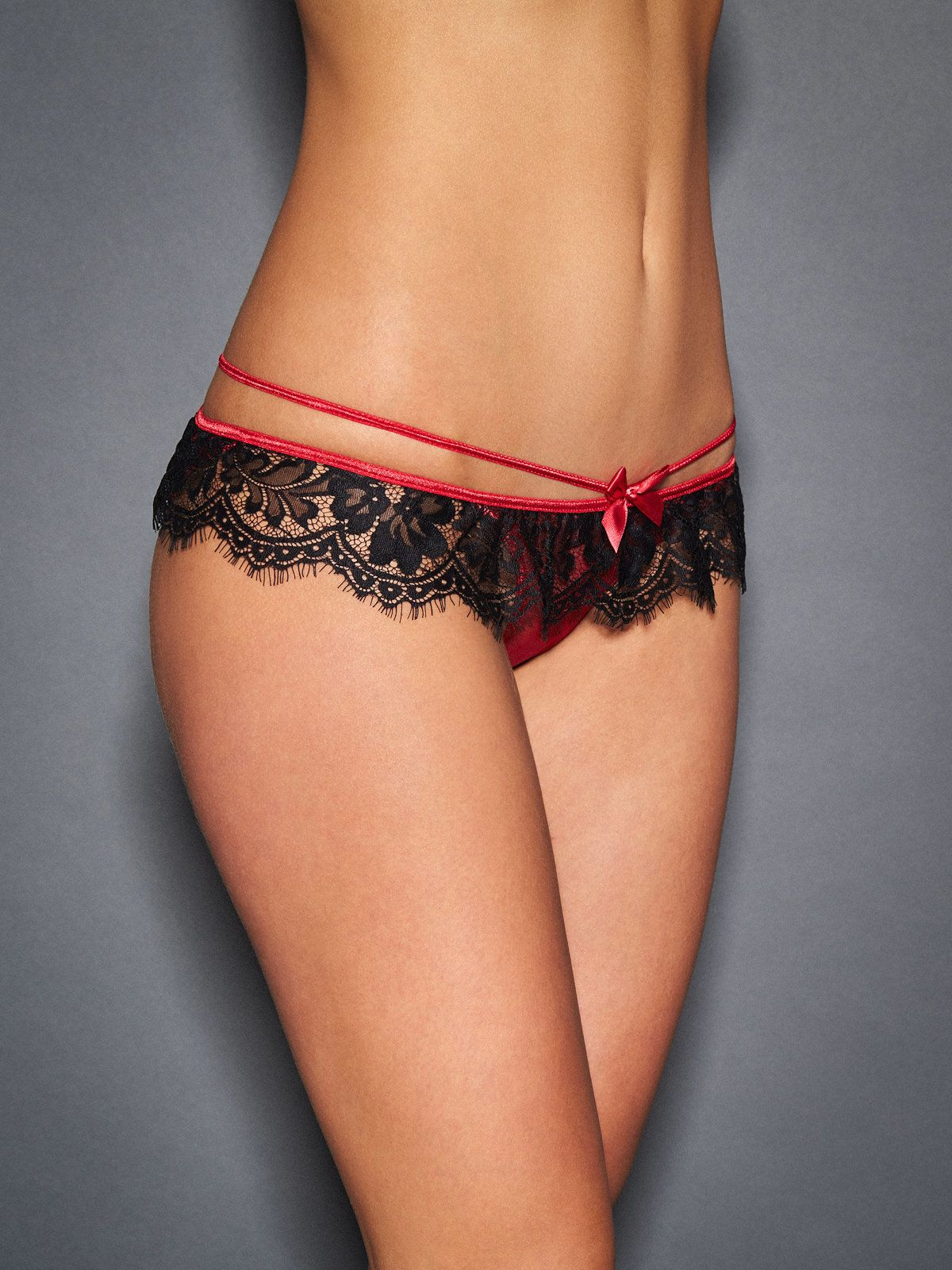 b4b663e42bc7 Our most provocative panty, the Jade Open Panel Panty from Frederick's of  Hollywood this defines ultra-sexy style. Stunning features include  figure-hugging ...
