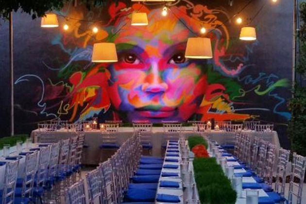 Brides Miami Bridal Shower Venues Cafeina Lounge Wynwood