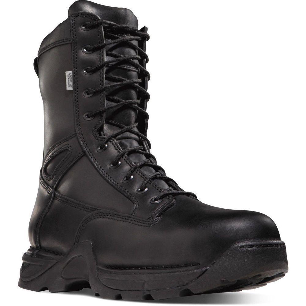 Danner Men S Striker Ii Ems 10 5 Quot Black Nmt Uniform Boot