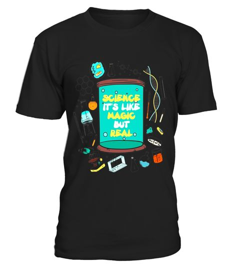 """# Science It's Like Magic But Real T-shirt, Funny Science Gift .  Special Offer, not available in shops      Comes in a variety of styles and colours      Buy yours now before it is too late!      Secured payment via Visa / Mastercard / Amex / PayPal      How to place an order            Choose the model from the drop-down menu      Click on """"Buy it now""""      Choose the size and the quantity      Add your delivery address and bank details      And that's it!      Tags: Science It's Like…"""