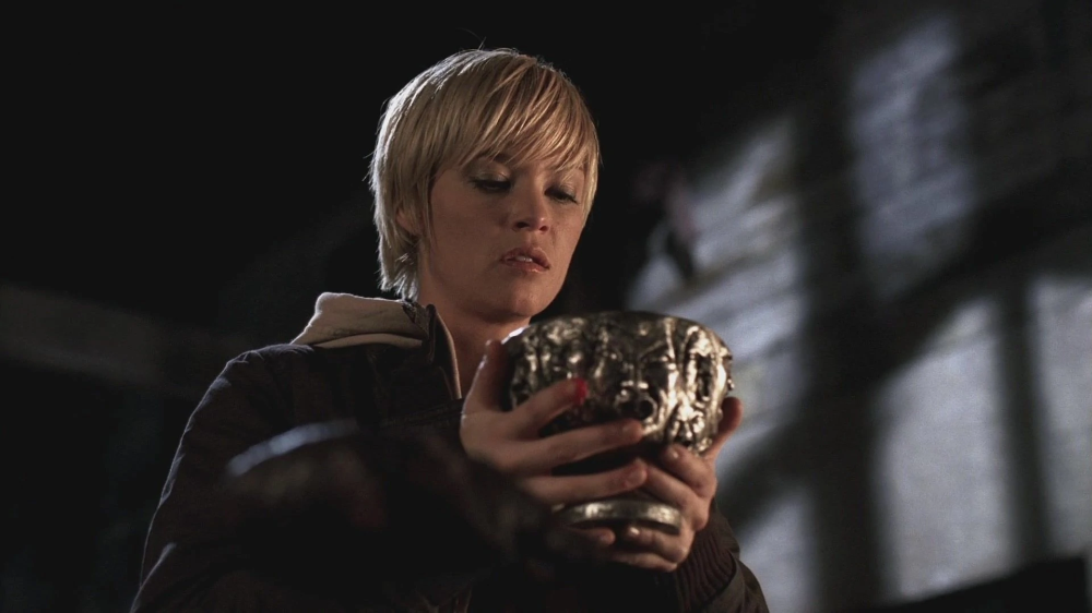 Meg Masters (Demon) | Supernatural, Supernatural season one ...