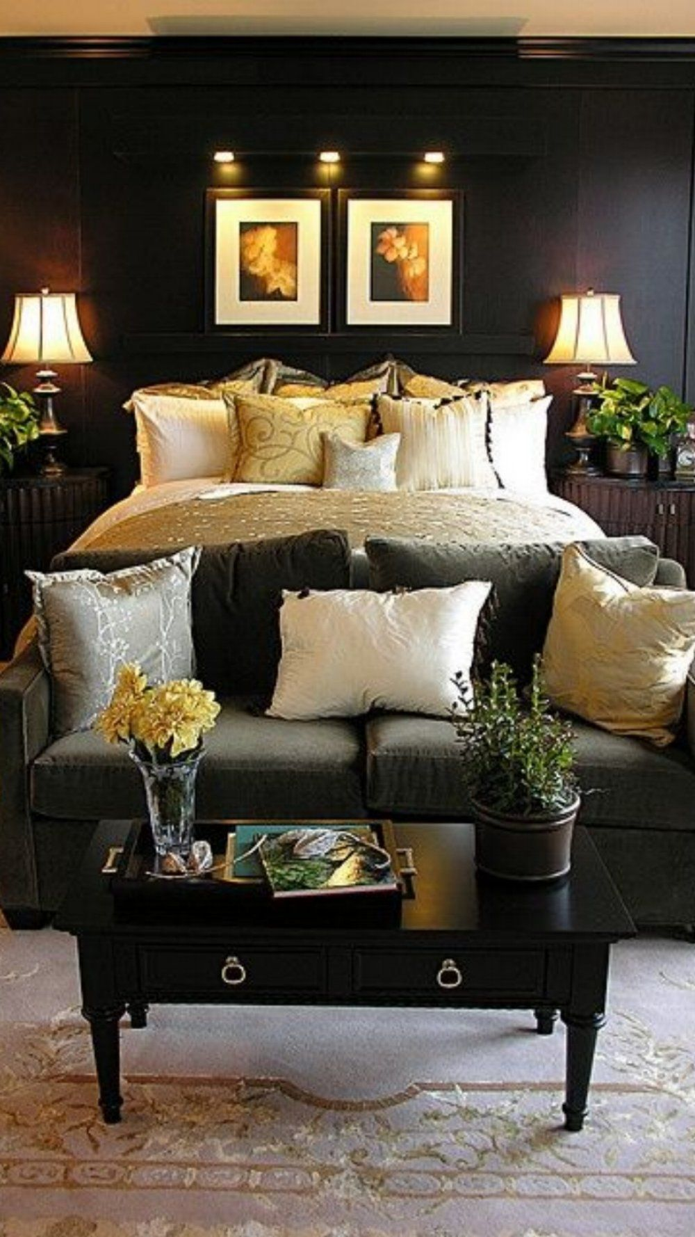 Wedding bedroom decoration ideas   Gorgeous Master Bedroom Designs styleestate  House Ideas