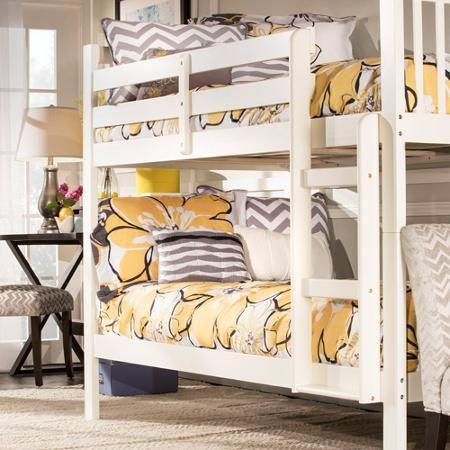 Elise Bunk Bed Soft White Kid Decor Pinterest Bunk Bed Kid