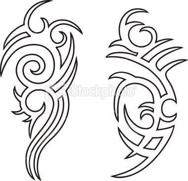 Outline Tribal Tattoos Design Tribal Tattoos Tribal Tattoo Designs Tribal Hand Tattoos