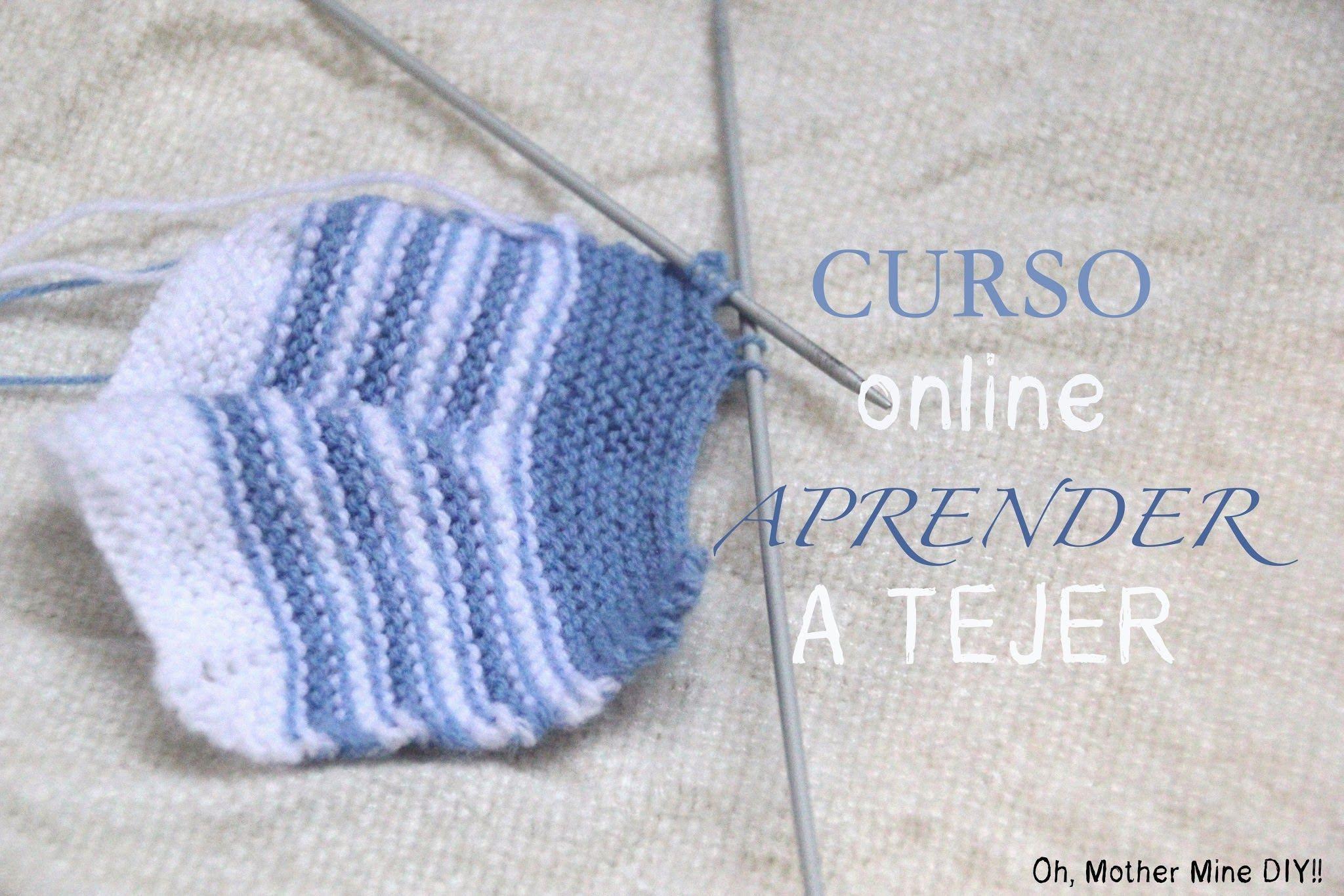Curso De Decoracion Interiores Gratis Online Imanita Blog Aprender A Tejer Blog De Costura Tejer Para Principiantes