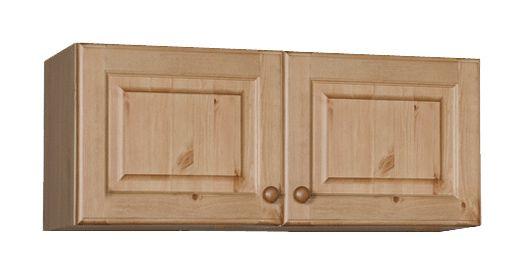 Pensile rustico in legno massello, base rustiche basi cucina legno ...