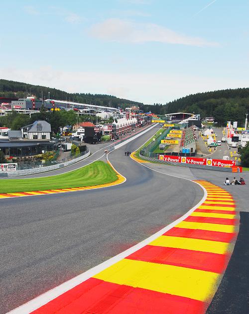 Spa Francorchamps Formula One Formula 1 Car Formula 1