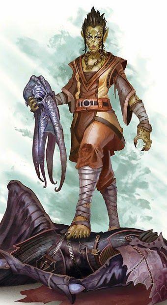 Githzerai : githzerai, Ideas, Dungeons, Dragons,, Fantasy, Races,, Characters