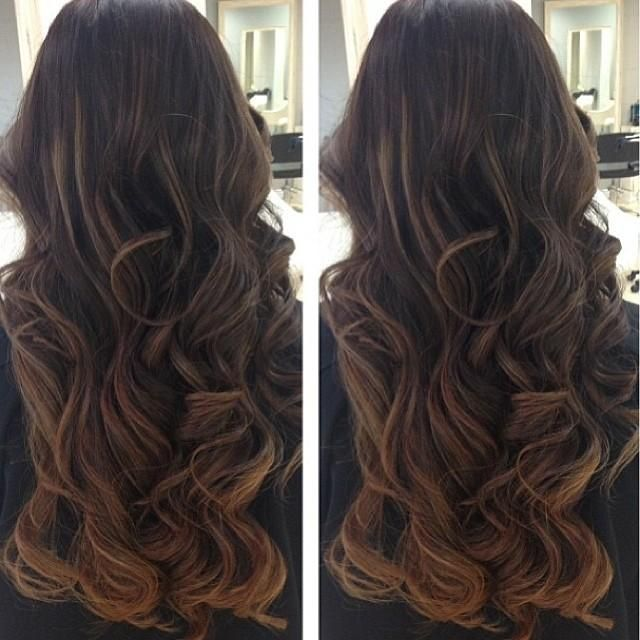 Soft Ombre Hairstyles And Beauty Tips Hair Pinterest Hair