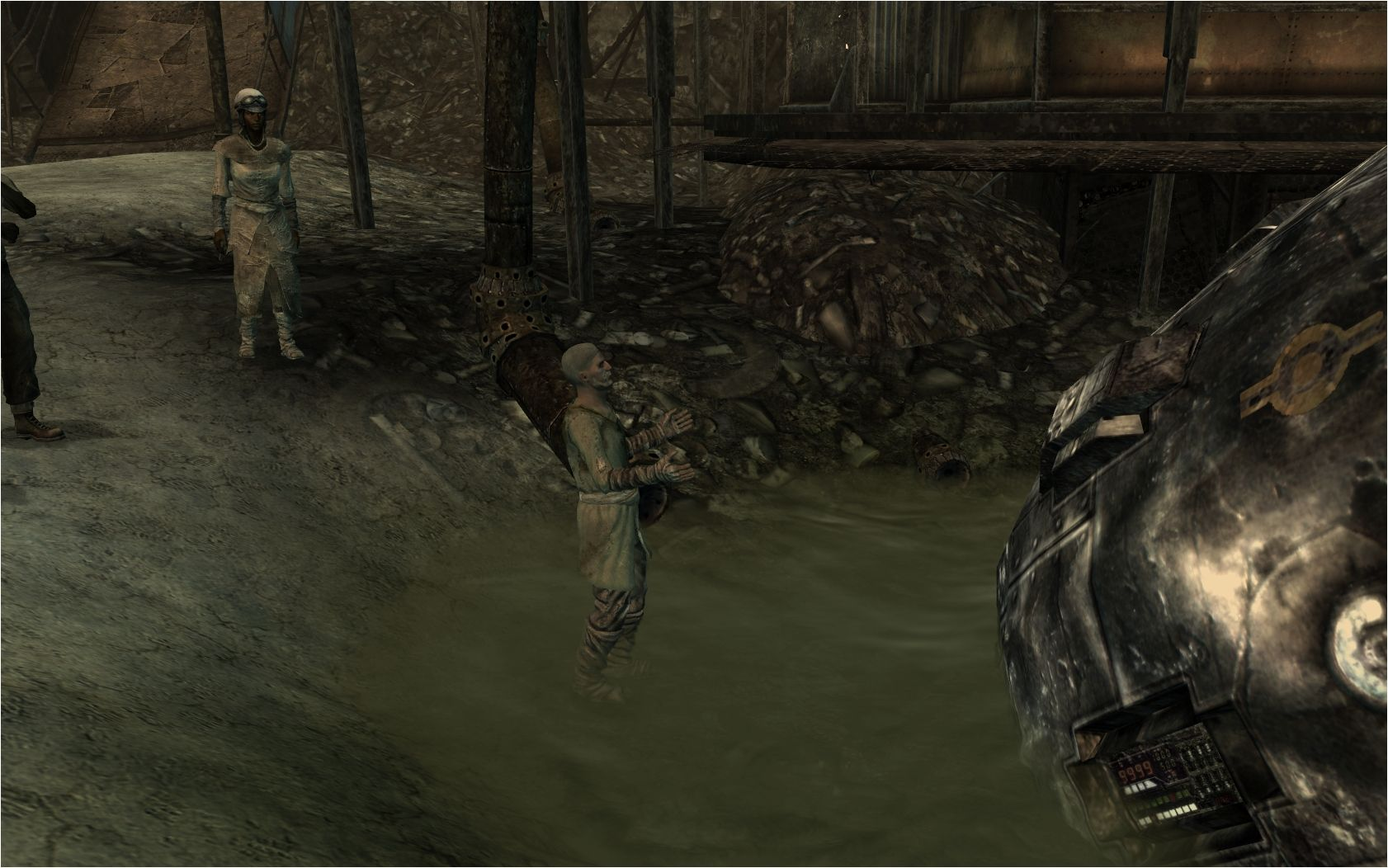 Confessor Cromwell Decay at Fallout3 Nexus - mods and