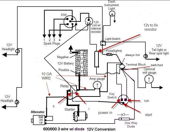 ford 3000 wiring diagram  google search  ford tractors