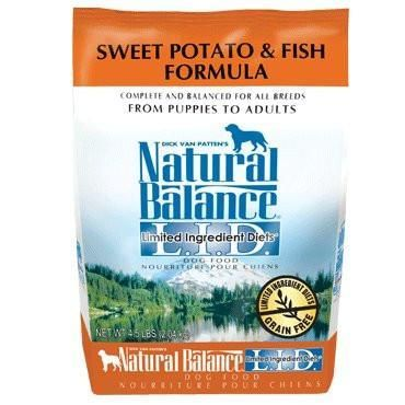 Dry Dog Food Lid Sweet Potato Fish All Life Stages Of All