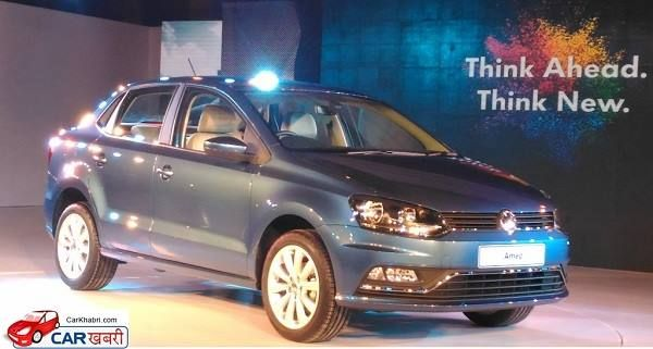 Volkswagen #Ameo launched globally in India. Read complete news @....http://goo.gl/3TRHaR #VolkswagenAmeo #IndianCompactSedan #AETMS16