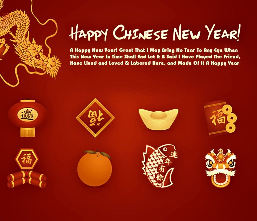 80+ Best Happy Chinese New Year Quotes Wishes Images [2020