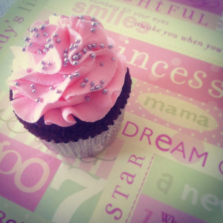 Cupcake para princesa! :o))