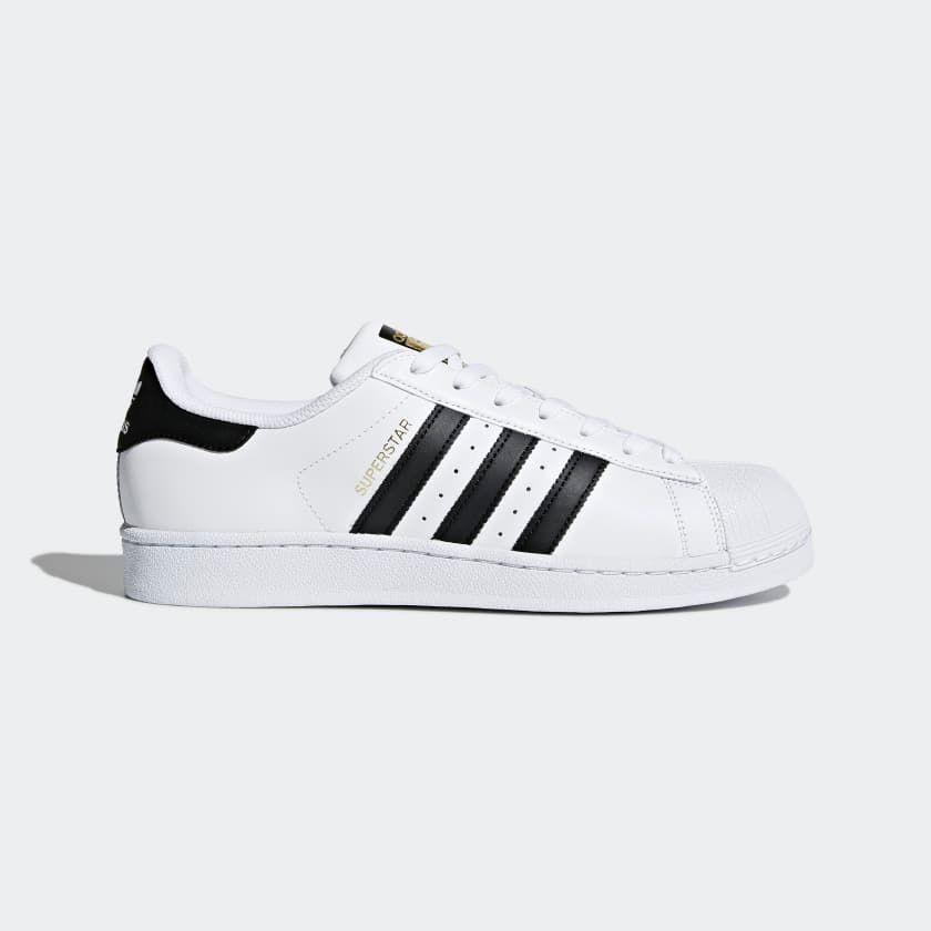 Adidas Superstar Gs Footwear White