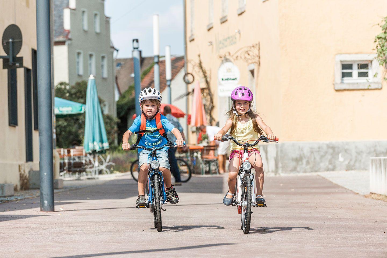 Fahrradfahren Macht Schlau Bewegung Wird Uns In Die Wiege Gelegt