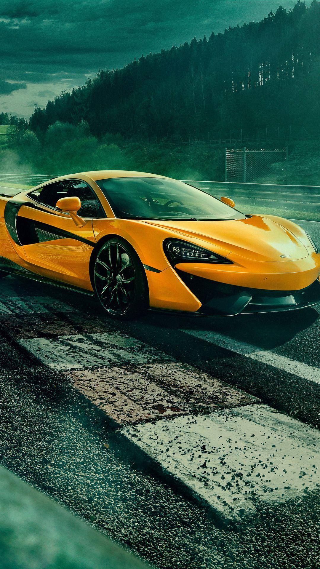 Mclaren 570s 2018 Maclaren Cars Super Cars Sports Car Wallpaper