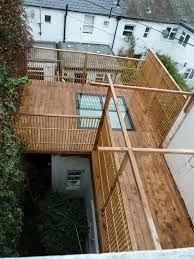 Beautiful Flat Roof Balcony