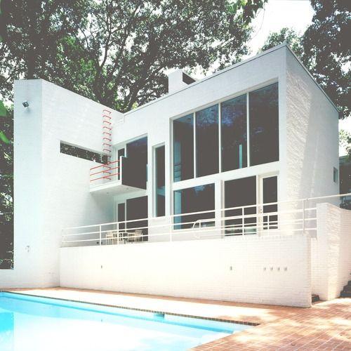 Modern Shed Atlanta: Anthony Ames Architect - Hulse Pavilion
