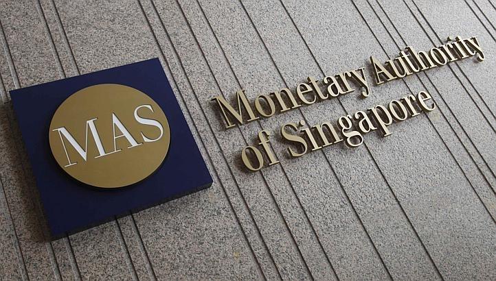 Authority of Singapore encounter bank account