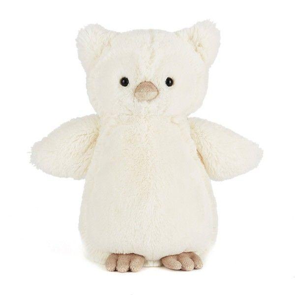 jellycat kuscheltier snowy owl eule bonuspunkte sammeln. Black Bedroom Furniture Sets. Home Design Ideas