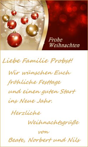 Weihnachtskarten Festlich Und Individuell