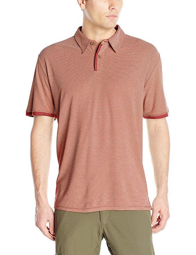 ExOfficio Mens Syros Breathable Short-Sleeve Shirt