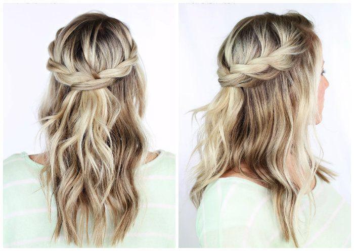 Beautiful Summer Hairstyles Pretty Braided Hairstyles Braided