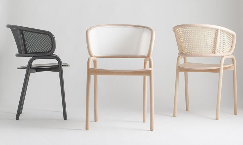 Frantz Chair By Producks For Tekhne Milan Design Week 2015 Wood