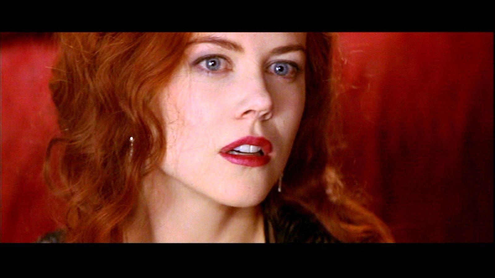 Nicole Kidman Moulin Rouge Hair