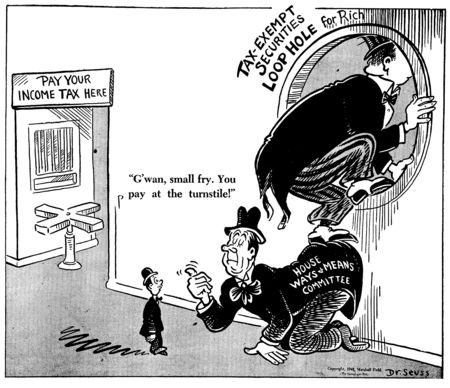 Dr Seuss Made Political Cartoons Back In The S ItS Amazing