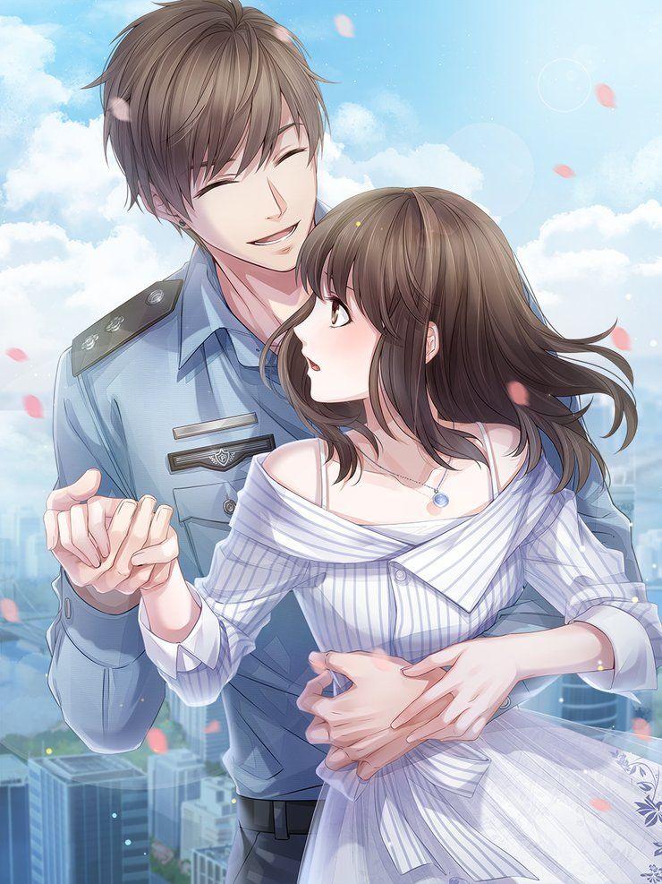 핑크부추 (PBK2547) Twitter Anime love story, Anime love