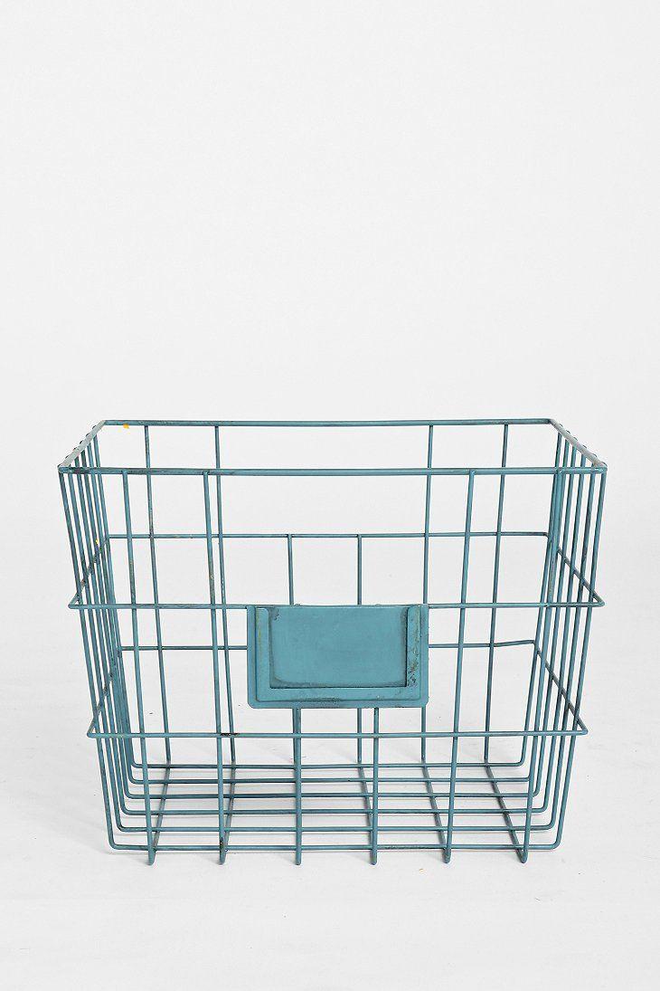 4040 Locust Metal Basket | tiny little mood board | Pinterest ...