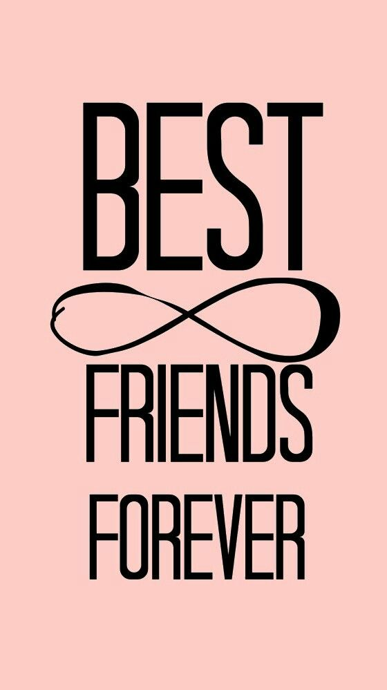 To My Bff Best Friend Wallpaper Friends Wallpaper Friends Forever Quotes