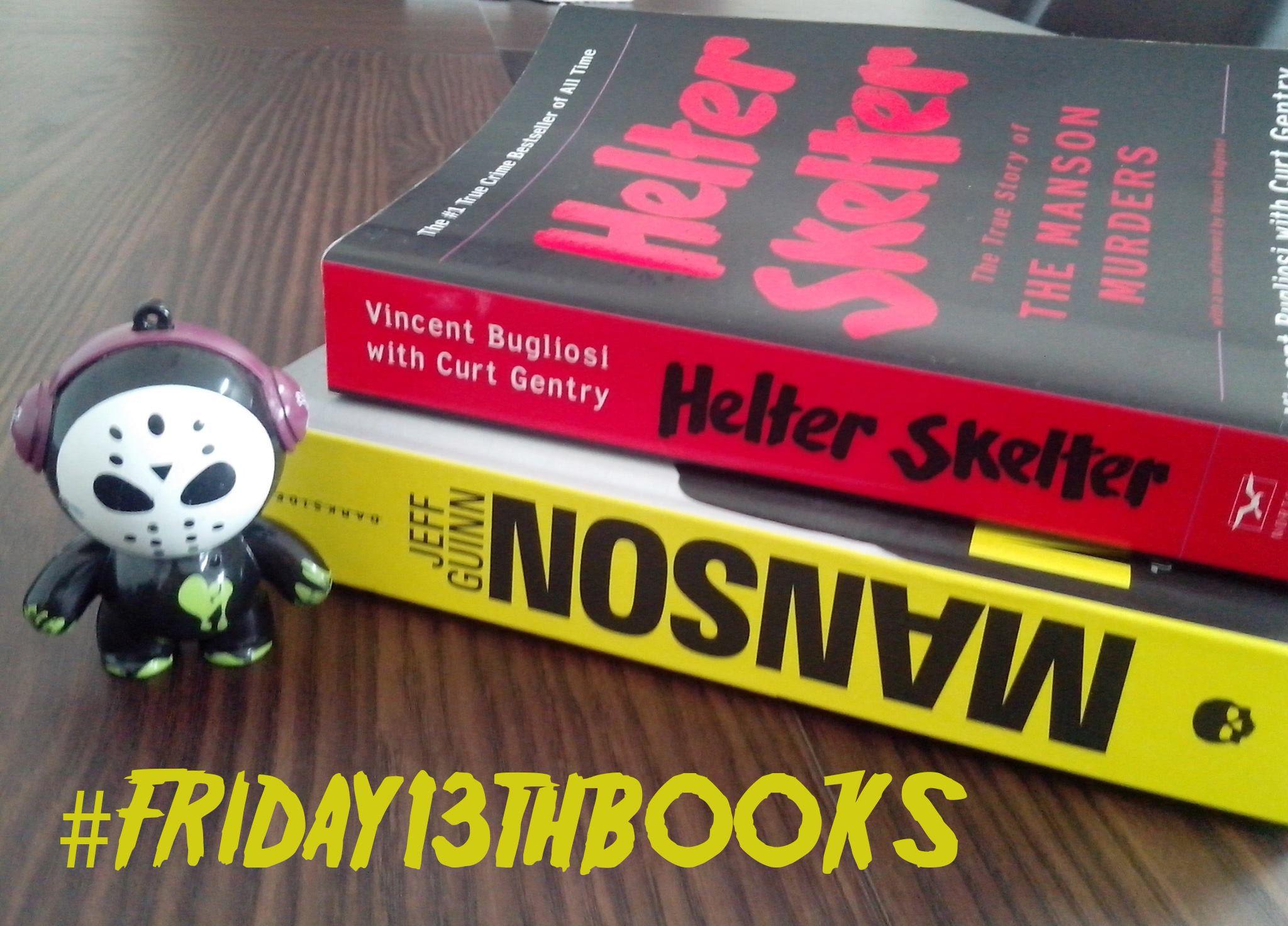#FRIDAY13THBOOKS – HELTER SKELTER E MANSON - Resenha #helterskelter #vincentbugliosi #manson #jeffguinn #darksidebooks http://literalmentevivendo.com/friday13thbooks-helter-skelter-e-manson/