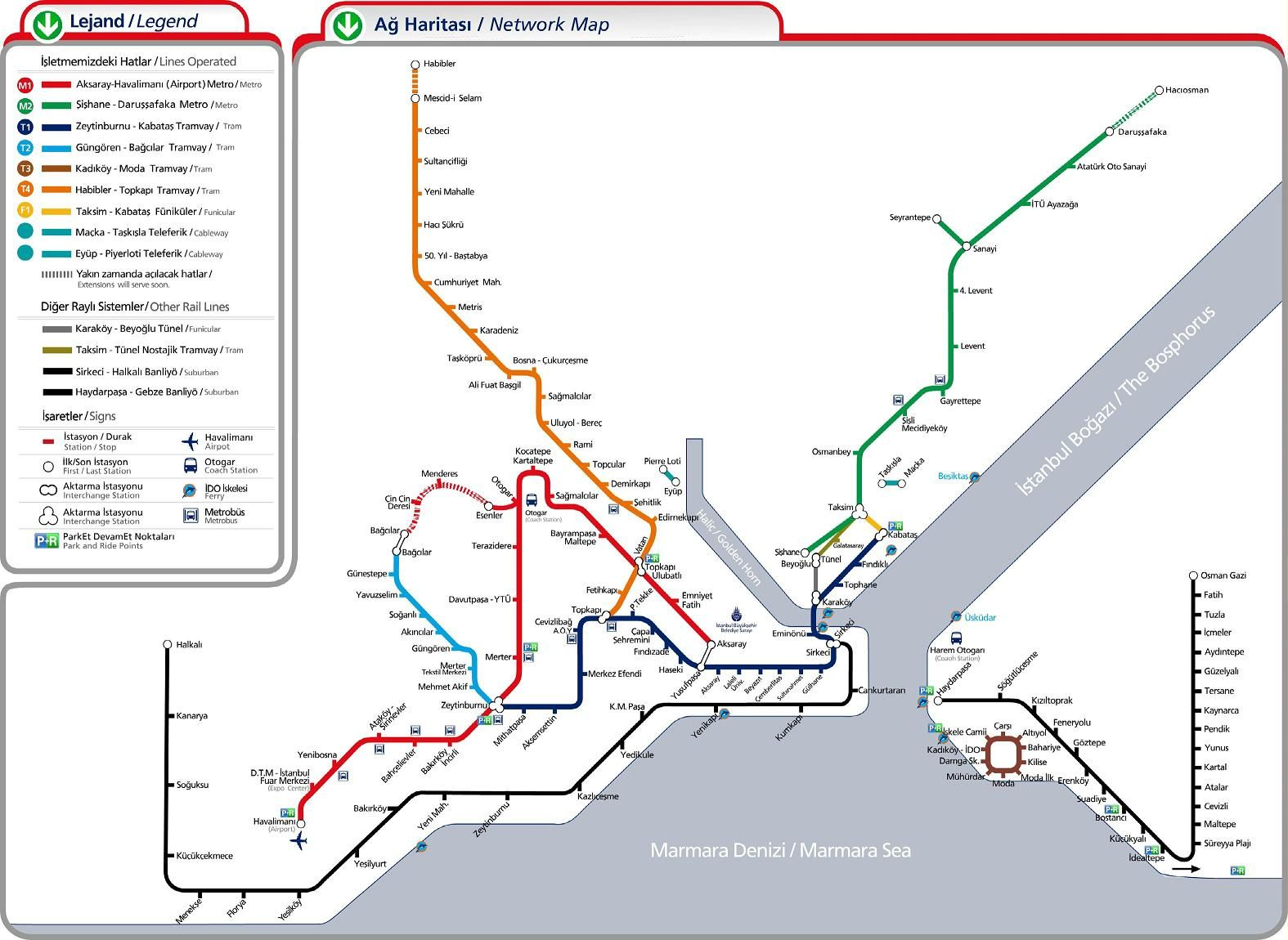 Istanbul network map Travel Turkey Pinterest Homeland