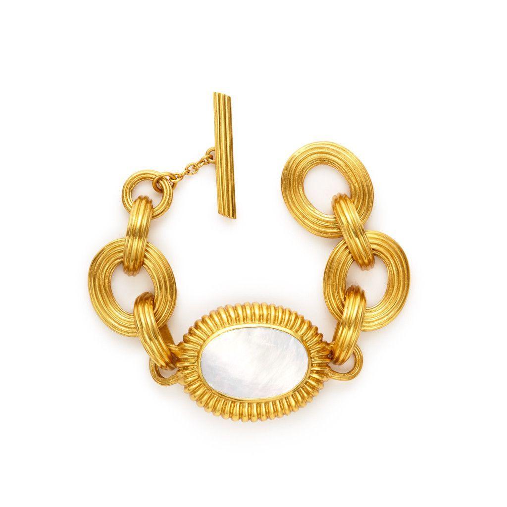 Byzantine Stone Bracelet