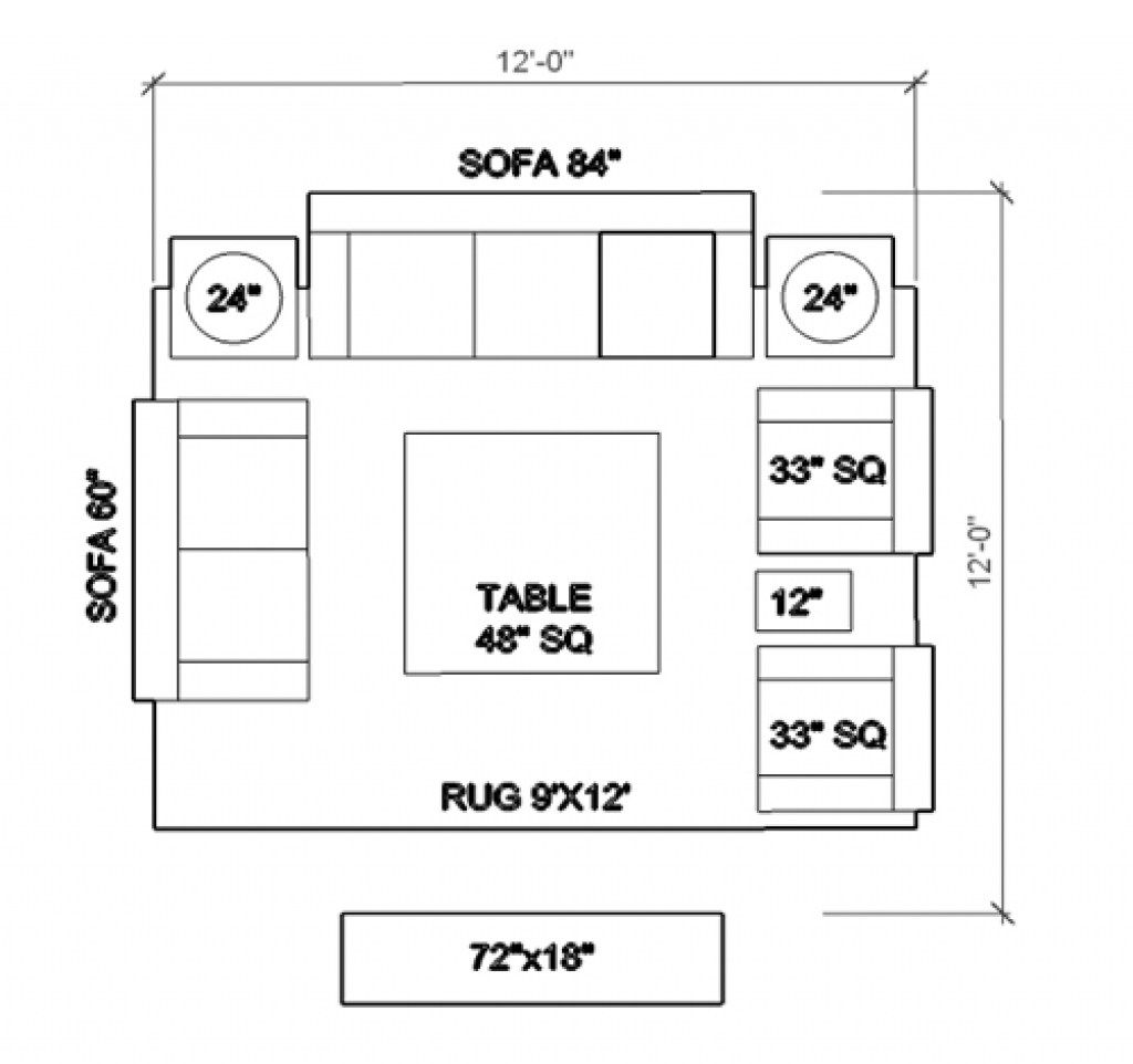 Living room dimensions home interior design with regard to How to calculate room size in square feet