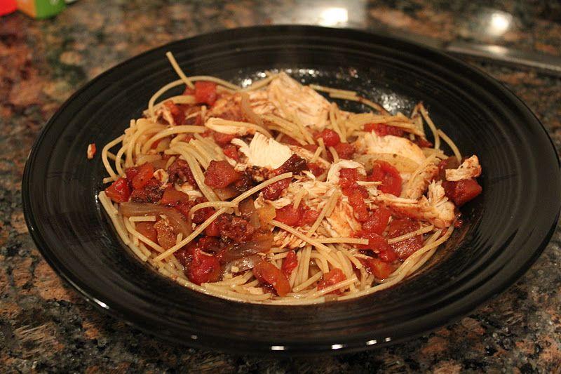 New Recipe: Balsamic Crockpot Chicken.  Looks yummy!!